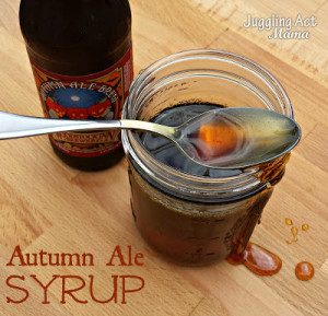 Autumn Ale Syrup