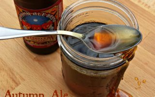 Autumn Ale Syrup
