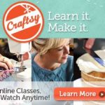 Craftsy 48-Hour Sale for Online Craft Classes