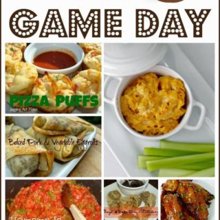 Amazing Game Day Foods from Juggling Act Mama