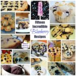 Fifteen Incredible Blueberry Recipes
