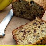 Chocolate Chip & Coconut Banana Bread