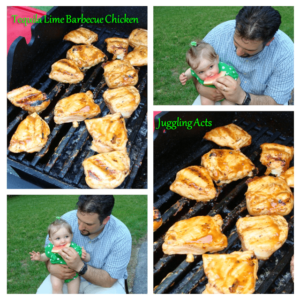 Tequila Lime Cookout