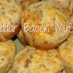 Cheddar Bacon Muffins