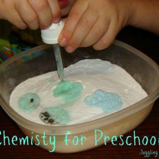 Chemistry for Preschoolers