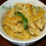 Best Basil Mac and Cheese, Evah