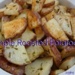 Simply Roasted Potatoes