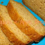 Squash & Apple Bread