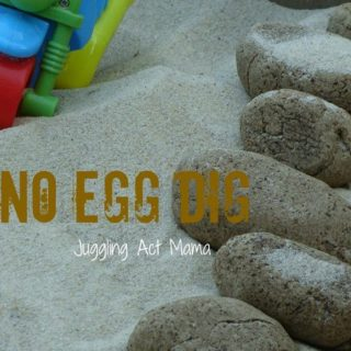 Dino Egg Dig Activity