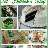 St. Patrick's Day Sweet Recipes