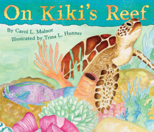On Kiki's Reef via Dawn Piublications