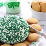 Minty Shamrock CheeseBall