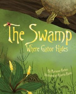 Swamp Where Gator Hides via Dawn Publications