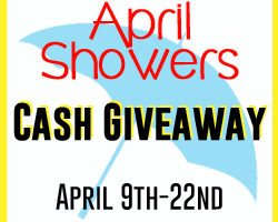 April Showers Spring Cash Giveaway