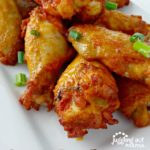 Spicy Hot Wings via Juggling Act Mama
