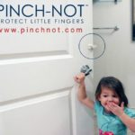 Pinch-Not Safety Slip-On Bumper Review & Giveaway