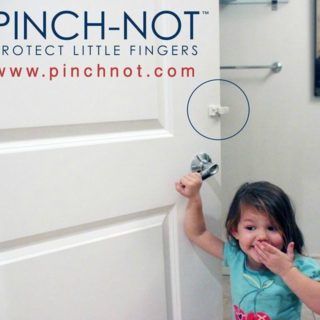 Pinch-Not Safety Bumper
