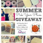 Summer Pick Your Plum Giveaway