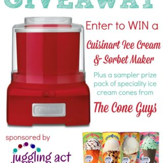 Ice Cream Social & Giveaway