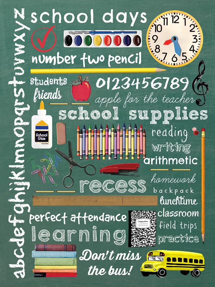 Download this fun Back to School Printable from #jugglingactmama