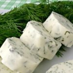 Simple Dill Compound Butter