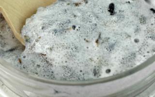 Whipped Coconut Oil Lavender Sugar Scrub
