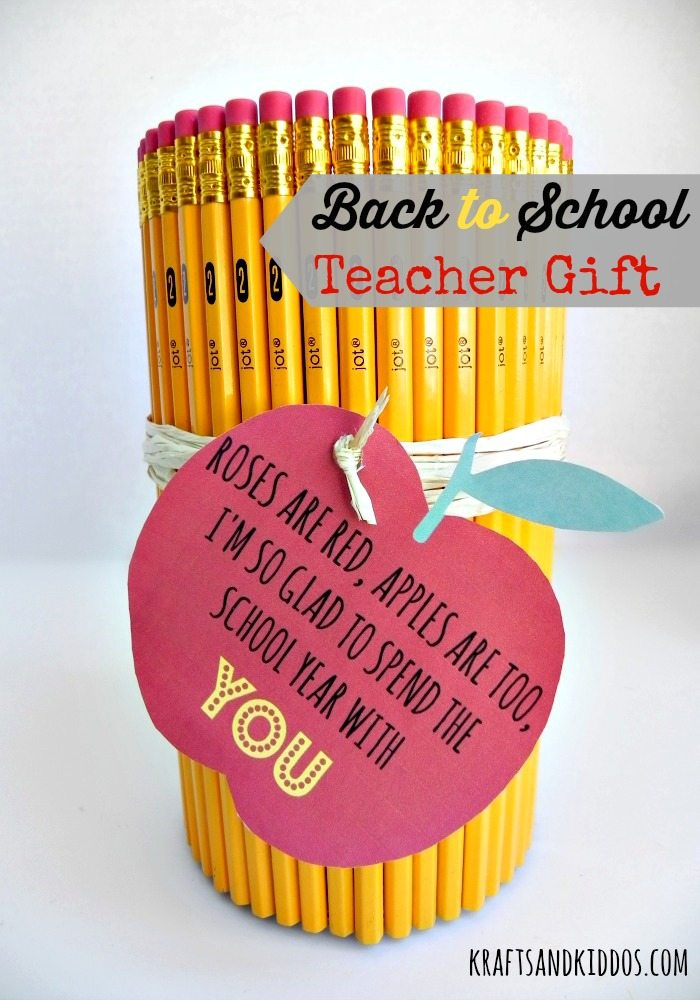 Back to school teacher gift back to school teacher gift from krafts and kiddos negle Choice Image