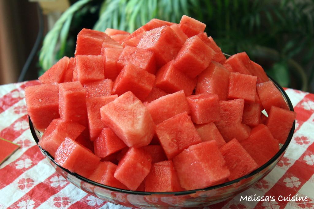 Watermelon Tips & Tricks