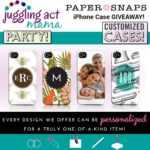 Papersnaps Phone Case Giveaway