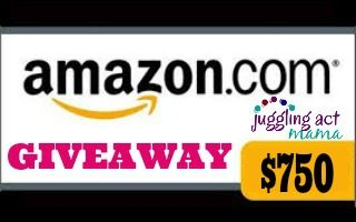 Totally Awesome $750 Amazon Giveaway