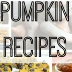 25 Perfect Pumpkin Recipes