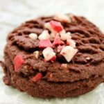 Chocolate and Peppermint Cookies