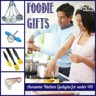 Foodie Gifts Awesome Kitchen Gadgets for under $10