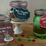 Hot Cocoa Mix Three Ways #homemadegifts320