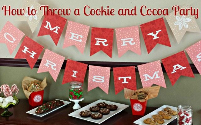 How To Throw a Cookie and Cocoa Party320