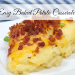 Easy Baked Potato Casserole