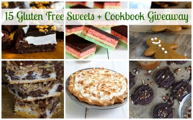 15 Gluten Free Sweets + Cookbook Giveaway340