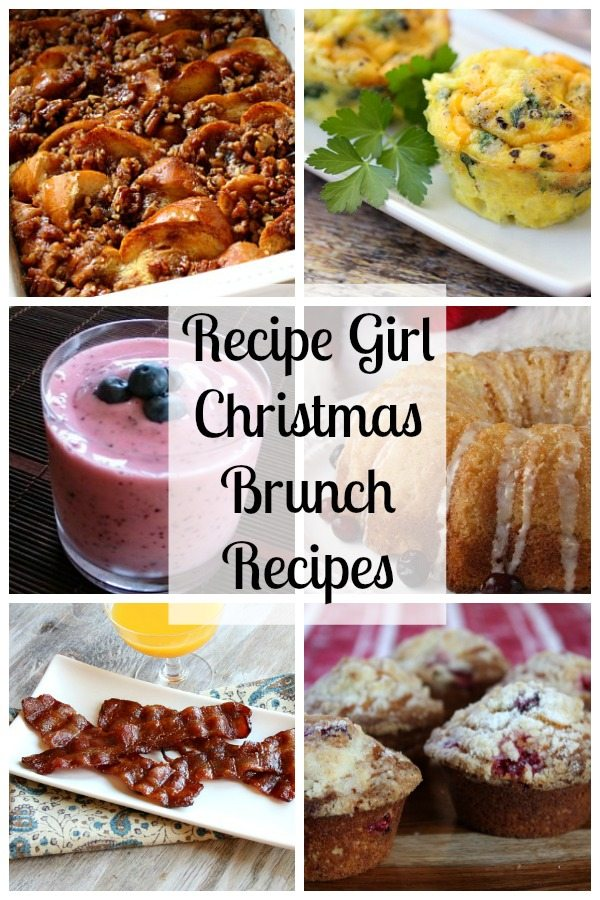 christmas day brunch recipe girl giveaway