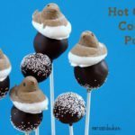 Hot Cocoa Cookie Pop Tutorial