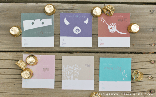 Valentine Cards for Boys & Girls