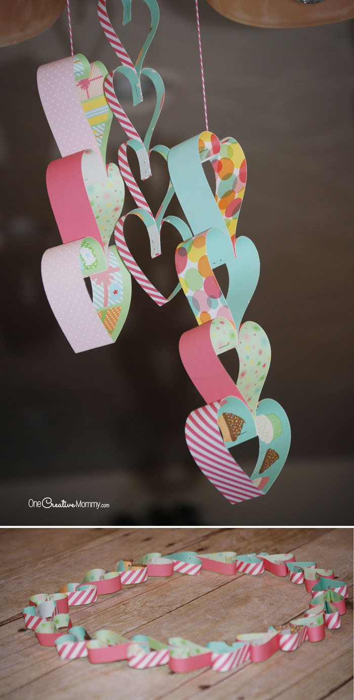 quick and easy valentine craft for kids juggling act mama