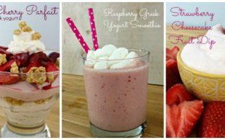 Eating Healthy with Yoplait Greek 100 #sp