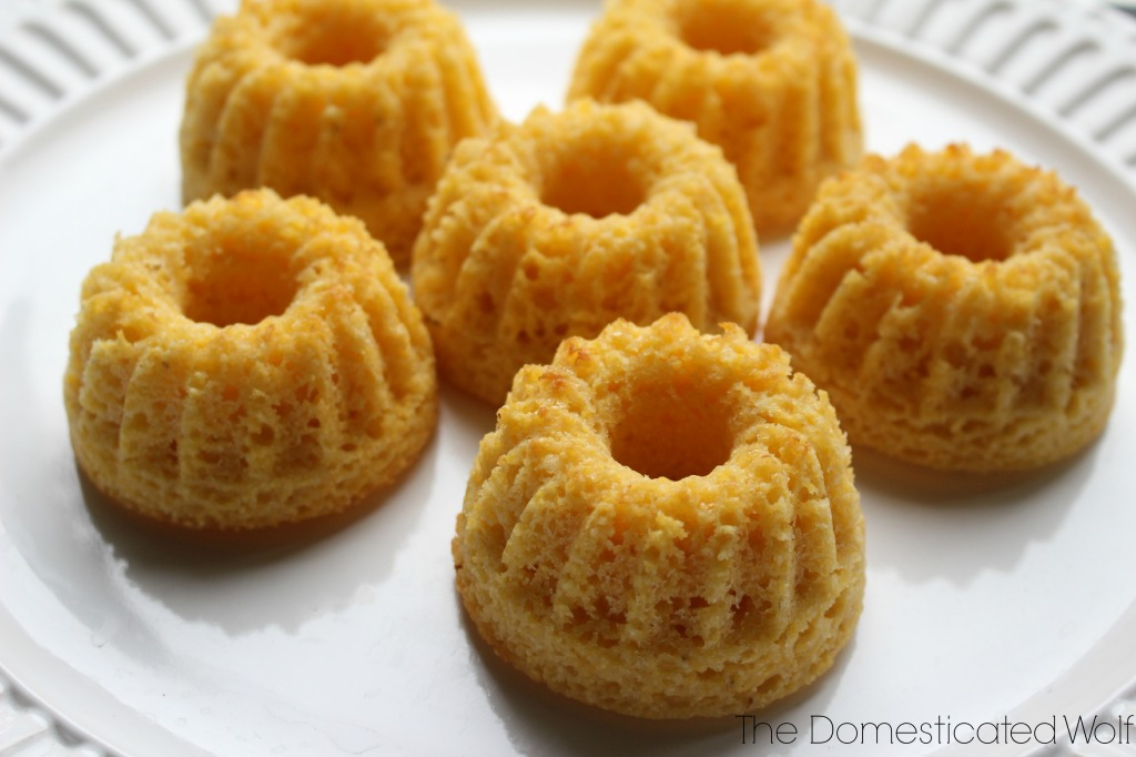 how to make corn muffins