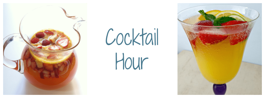 Cocktail Hour Recipes