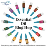Essential Oils Blog Hop + Giveaway