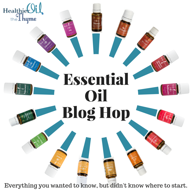 Essential Oil Blog Hop