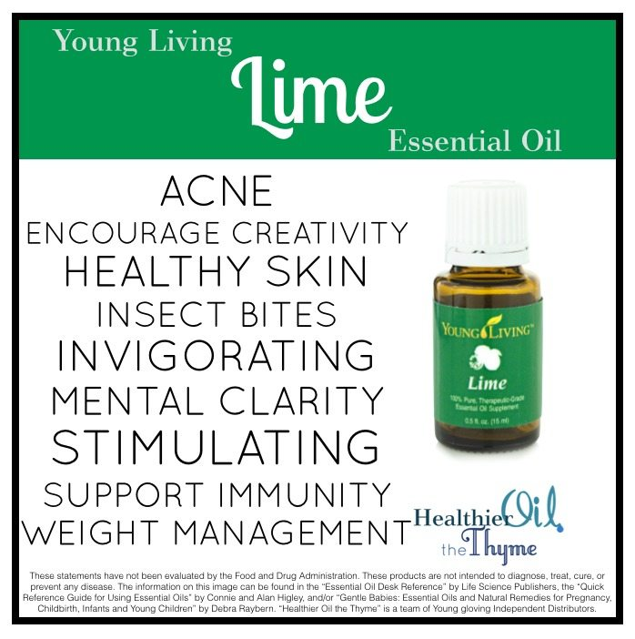Lime - Essential Oil
