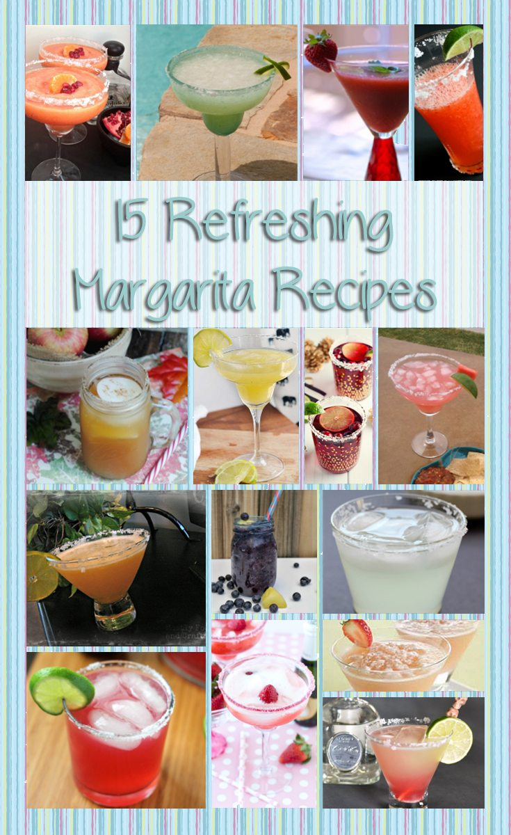 15 Refreshing Margarita Recipes