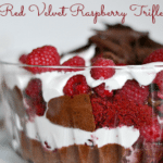 Red Velvet Raspberry Trifle Recipe