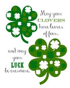 St. Patrick's Day Printable Poem